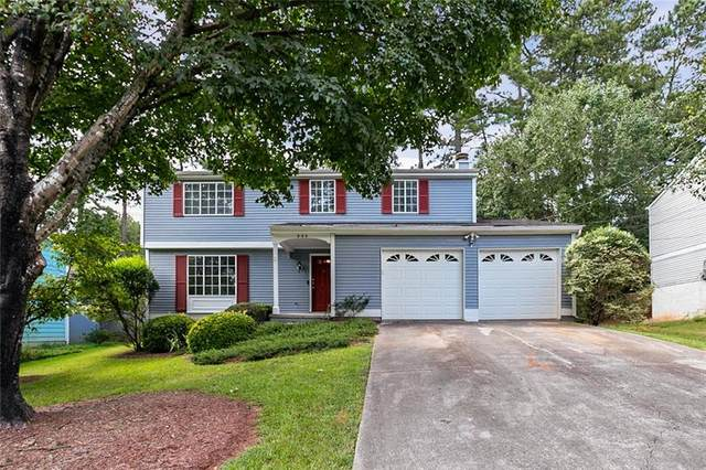 998 Pepperwood Trail, Norcross, GA 30093 (MLS #6781291) :: The Cowan Connection Team