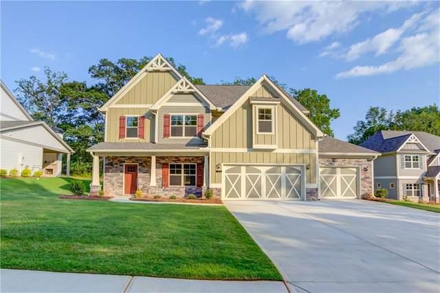 521 Rocky Springs Drive, Jefferson, GA 30549 (MLS #6781322) :: Path & Post Real Estate