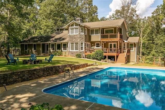 2207 Heath Drive, Ball Ground, GA 30107 (MLS #6781327) :: Path & Post Real Estate