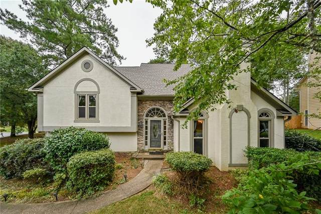 5052 Rodrick Trail, Marietta, GA 30066 (MLS #6781329) :: North Atlanta Home Team