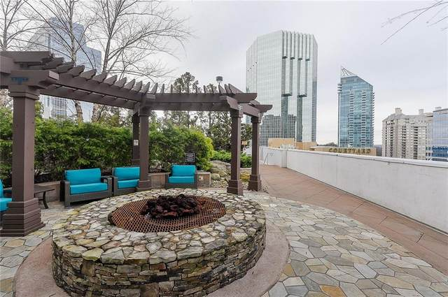 3324 Peachtree Rd Ne #1415, Atlanta, GA 30326 (MLS #6781351) :: The Butler/Swayne Team