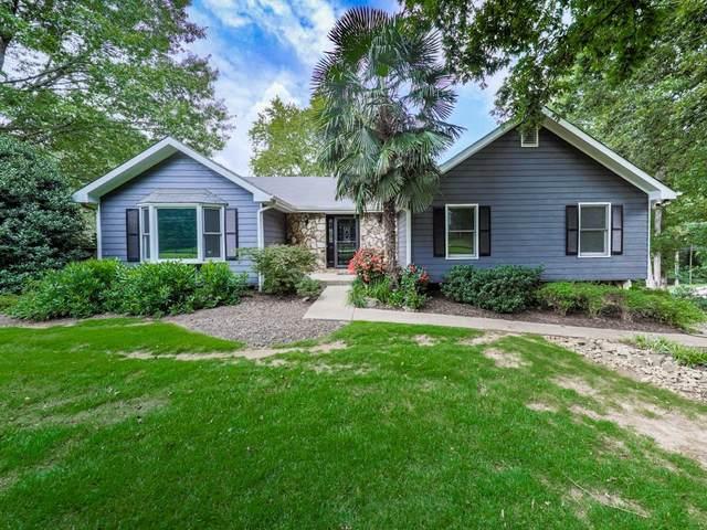 611 Hickory Creek Lane, Woodstock, GA 30188 (MLS #6781358) :: North Atlanta Home Team