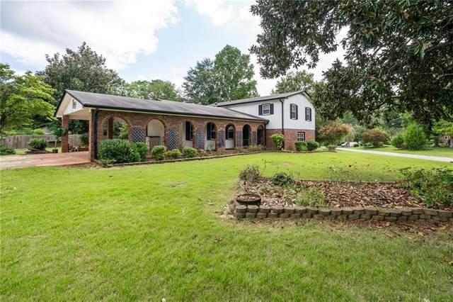 1270 Little Acres Place, Marietta, GA 30066 (MLS #6781378) :: North Atlanta Home Team