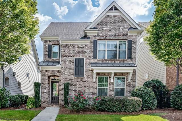 7605 Scarlet Drive, Alpharetta, GA 30005 (MLS #6781384) :: The Hinsons - Mike Hinson & Harriet Hinson