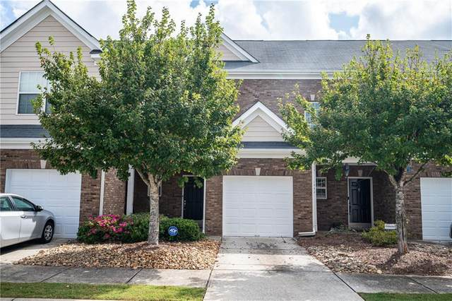 3929 Princeton Lakes Pass SW, Atlanta, GA 30331 (MLS #6781391) :: Keller Williams Realty Cityside