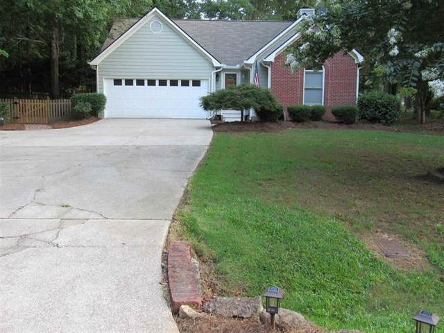 1225 Heritage Drive, Villa Rica, GA 30180 (MLS #6781421) :: The Cowan Connection Team
