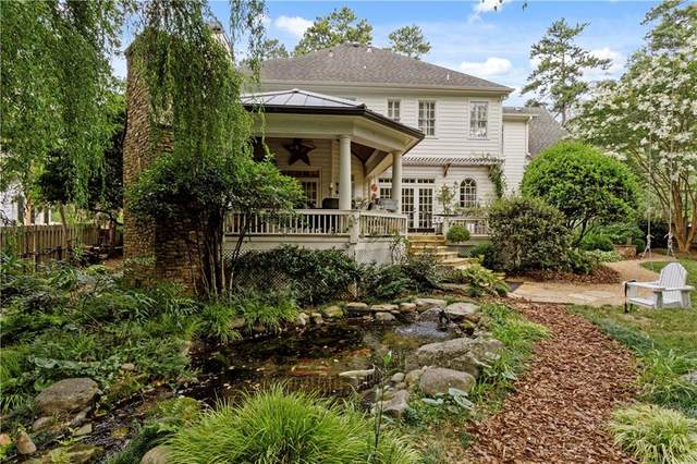 4495 East Brookhaven Drive, Atlanta, GA 30319 (MLS #6781460) :: Dillard and Company Realty Group