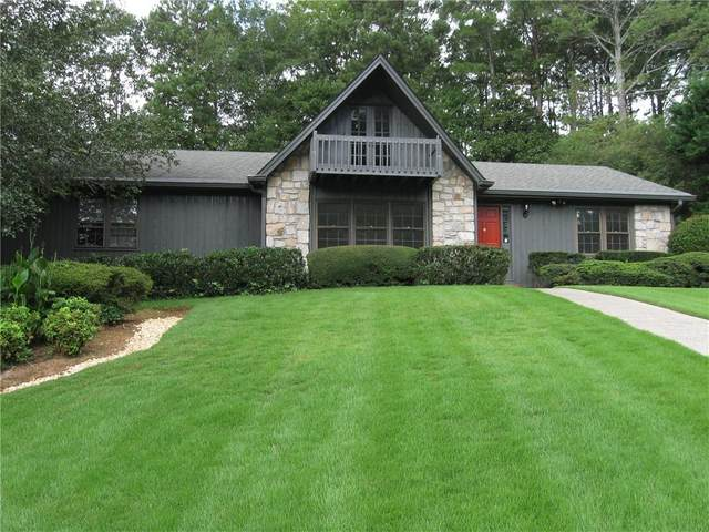 2161 Sumter Lake Drive, Marietta, GA 30062 (MLS #6781502) :: North Atlanta Home Team