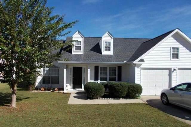 6640 Chesepeake Trail, Rex, GA 30273 (MLS #6781504) :: North Atlanta Home Team