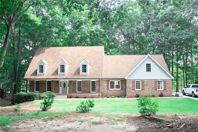 5164 W Shore Drive SW, Conyers, GA 30094 (MLS #6781507) :: The Hinsons - Mike Hinson & Harriet Hinson