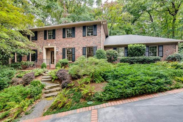 4473 Sentinel Post Road, Atlanta, GA 30327 (MLS #6781564) :: Compass Georgia LLC