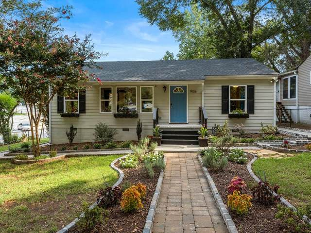 906 Astor Avenue SW, Atlanta, GA 30310 (MLS #6781591) :: Tonda Booker Real Estate Sales