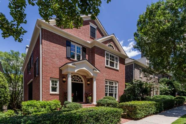 720 Longleaf Drive NE, Atlanta, GA 30342 (MLS #6781628) :: North Atlanta Home Team
