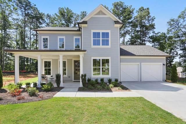 114 Oakdale Woods Lane, Acworth, GA 30102 (MLS #6781638) :: Tonda Booker Real Estate Sales