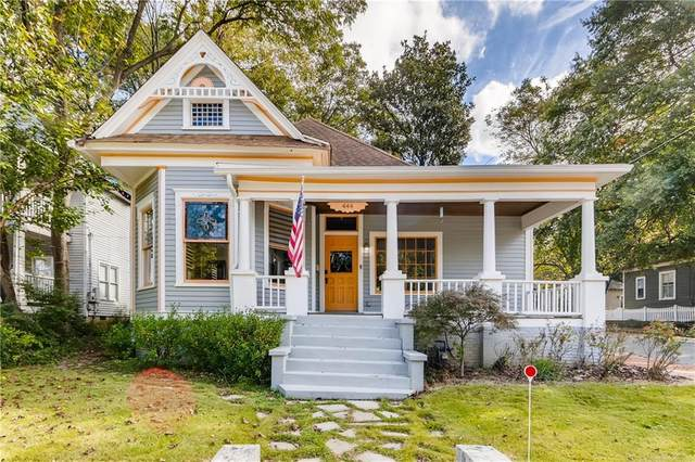 444 Grant Street SE, Atlanta, GA 30312 (MLS #6781651) :: North Atlanta Home Team