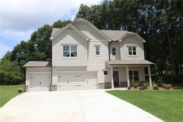 225 Morris Creek Drive, Hoschton, GA 30548 (MLS #6781656) :: The Butler/Swayne Team