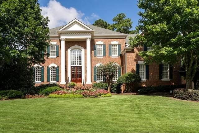957 Saint Lyonn Courts, Marietta, GA 30068 (MLS #6781661) :: Path & Post Real Estate