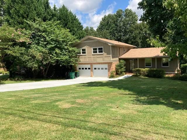 3768 Kinnard Drive, Atlanta, GA 30360 (MLS #6781678) :: Keller Williams