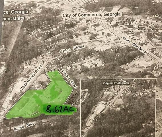 155 Waterworks Road, Commerce, GA 30529 (MLS #6781714) :: Tonda Booker Real Estate Sales