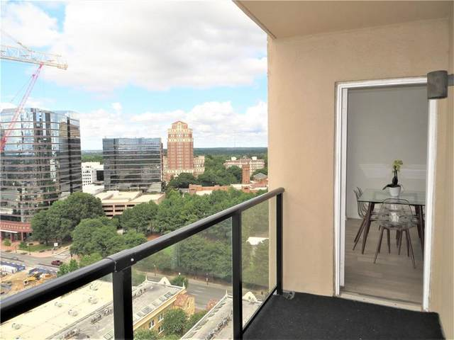 1280 W W Peachtree Street NW #2303, Atlanta, GA 30309 (MLS #6781723) :: North Atlanta Home Team