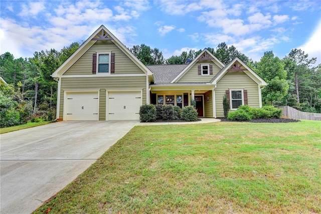 133 Knob Creek, Dawsonville, GA 30534 (MLS #6781731) :: North Atlanta Home Team