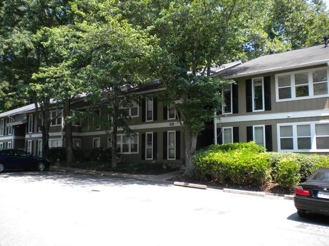 5157 Roswell Road #2, Sandy Springs, GA 30342 (MLS #6781755) :: The North Georgia Group