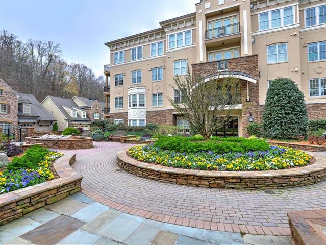 100 Riversedge Drive #132, Atlanta, GA 30339 (MLS #6781766) :: Compass Georgia LLC