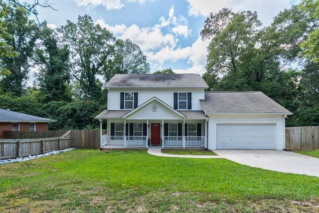 187 Lake Drive, Atlanta, GA 30340 (MLS #6781780) :: The Cowan Connection Team