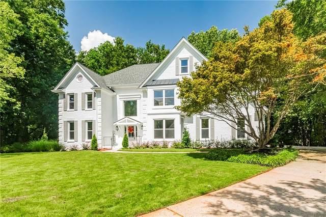 10725 Oxford Mill Circle, Alpharetta, GA 30022 (MLS #6781801) :: North Atlanta Home Team