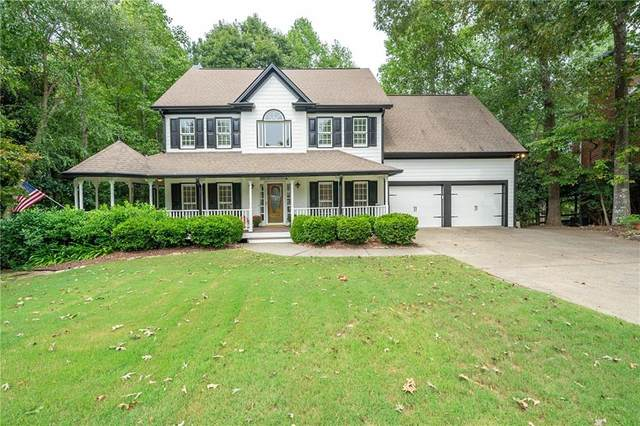 910 Laurel Crest Drive, Woodstock, GA 30189 (MLS #6781802) :: Path & Post Real Estate