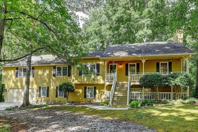 695 Old Magnolia Trail, Canton, GA 30115 (MLS #6781805) :: North Atlanta Home Team
