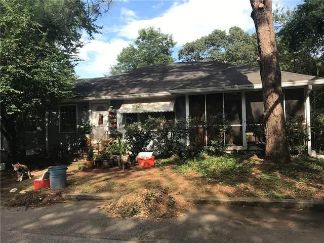 676 Ashton Place, Avondale Estates, GA 30002 (MLS #6781824) :: North Atlanta Home Team