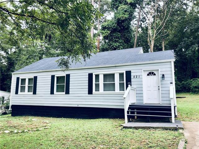 521 Hanes Drive, Forest Park, GA 30297 (MLS #6781833) :: Keller Williams