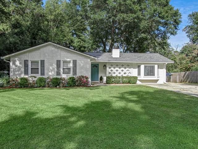 1791 Creat Trail SE, Smyrna, GA 30080 (MLS #6781835) :: Thomas Ramon Realty