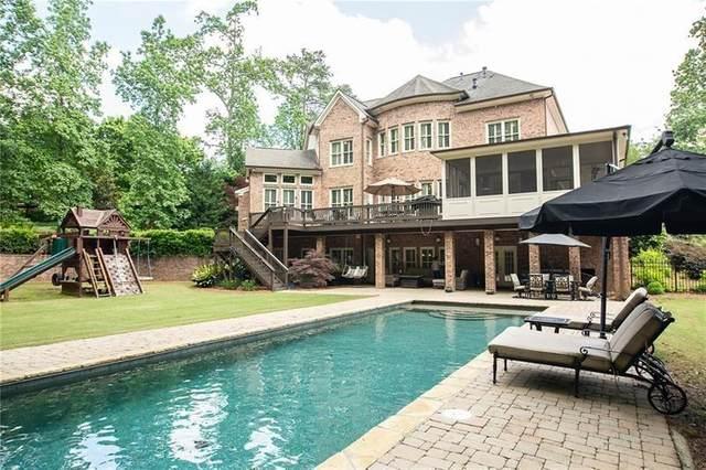 402 Monarch Lake Drive, Canton, GA 30115 (MLS #6781841) :: Path & Post Real Estate