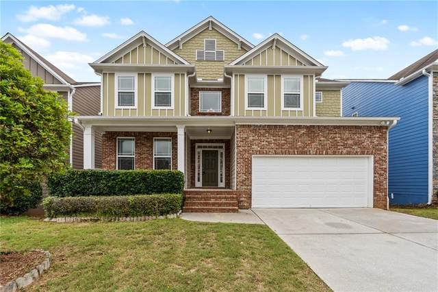3480 Drayton Manor Run, Lawrenceville, GA 30046 (MLS #6781850) :: Tonda Booker Real Estate Sales