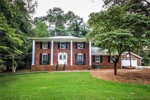 124 Maple Wood Drive, Lawrenceville, GA 30046 (MLS #6781859) :: North Atlanta Home Team