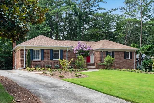 535 Wyncourtney Drive, Atlanta, GA 30328 (MLS #6781886) :: The Heyl Group at Keller Williams