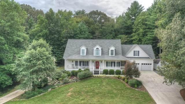 371 Owensby Mill Drive, Ellijay, GA 30536 (MLS #6781892) :: Kennesaw Life Real Estate
