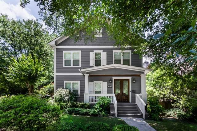 1611 Marlbrook Drive NE, Atlanta, GA 30307 (MLS #6781894) :: Dillard and Company Realty Group