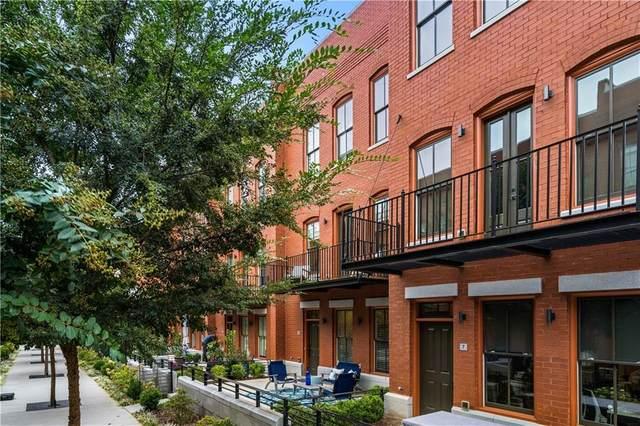 432 E Howard Avenue #6, Decatur, GA 30030 (MLS #6781902) :: North Atlanta Home Team