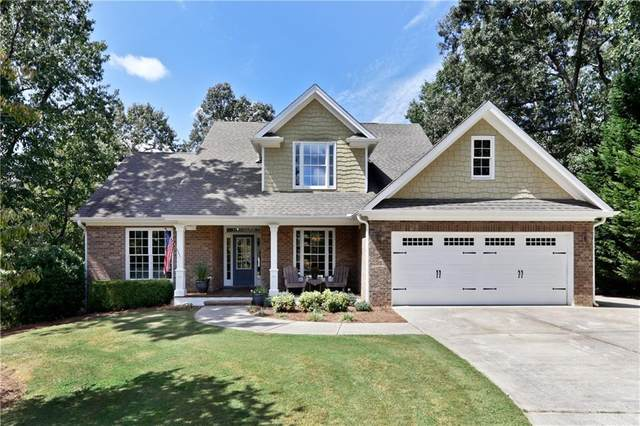 9395 Edgewater Drive, Gainesville, GA 30506 (MLS #6781921) :: Rock River Realty