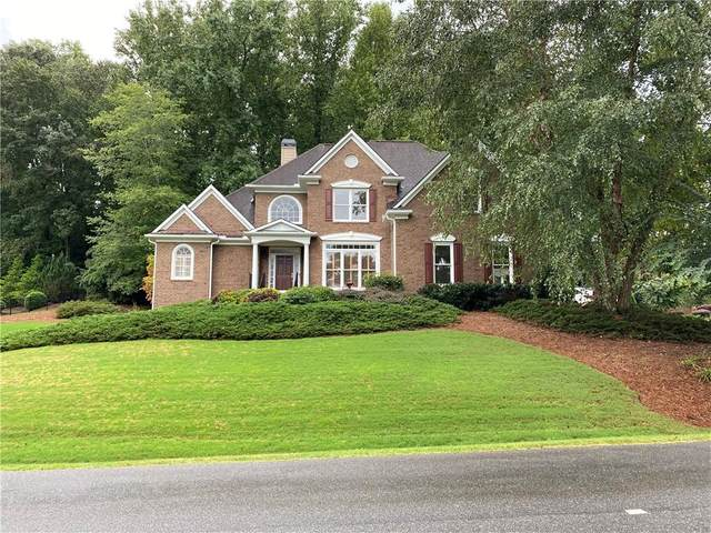 710 Haley Farm Road, Canton, GA 30115 (MLS #6781970) :: North Atlanta Home Team