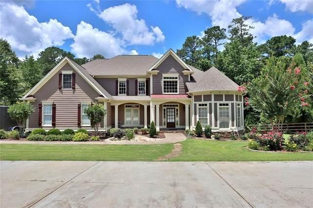 1155 Gordon Combs Road NW, Marietta, GA 30064 (MLS #6781980) :: Path & Post Real Estate