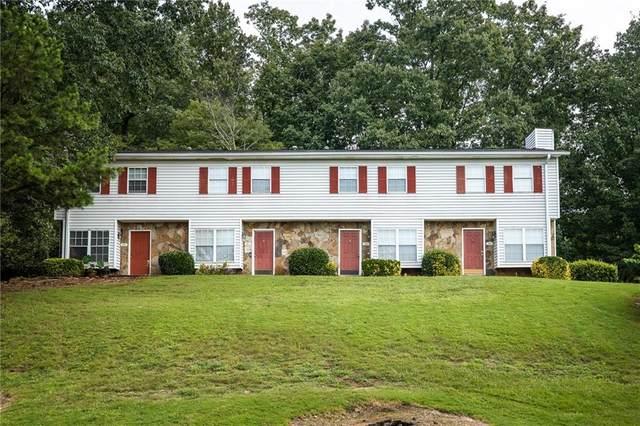 2961 Spruce Circle, Snellville, GA 30078 (MLS #6781998) :: Thomas Ramon Realty