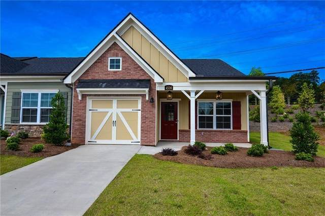 4536 Rutledge Drive #59, Oakwood, GA 30566 (MLS #6782007) :: The Heyl Group at Keller Williams