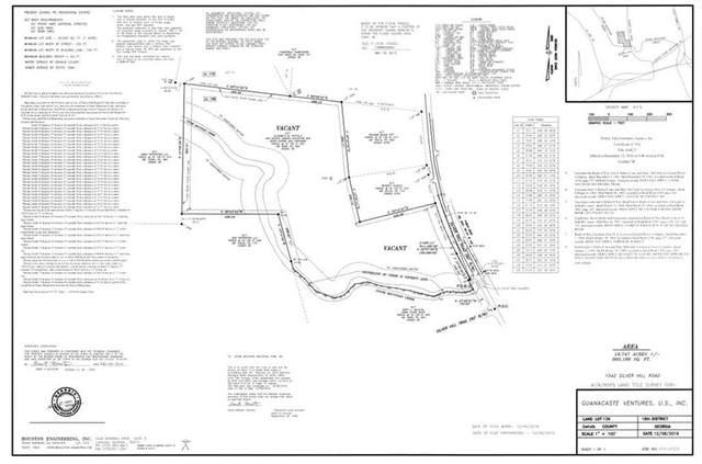 1542 Silver Hill Road, Stone Mountain, GA 30087 (MLS #6782017) :: RE/MAX Prestige