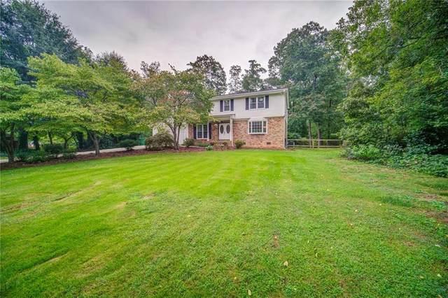 512 Flintwood Drive NE, Marietta, GA 30068 (MLS #6782049) :: Path & Post Real Estate