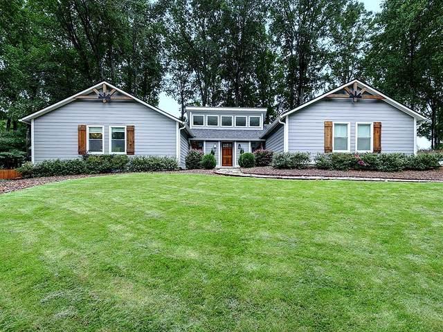5391 Mill Run Drive, Marietta, GA 30068 (MLS #6782050) :: Path & Post Real Estate