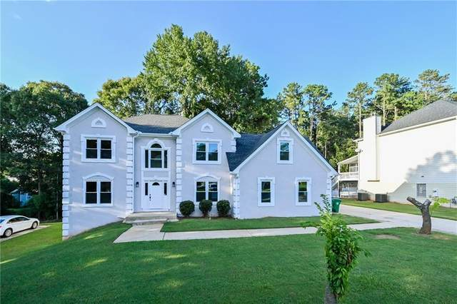 2954 Hampton Place Place, Decatur, GA 30034 (MLS #6782065) :: The Heyl Group at Keller Williams